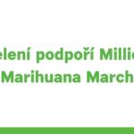 Zelení opět podpoří demonstraci za legalizaci konopí Million Marihuana March